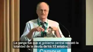 Thomas Sargent Campus Nobel 2012 (2 de 6)