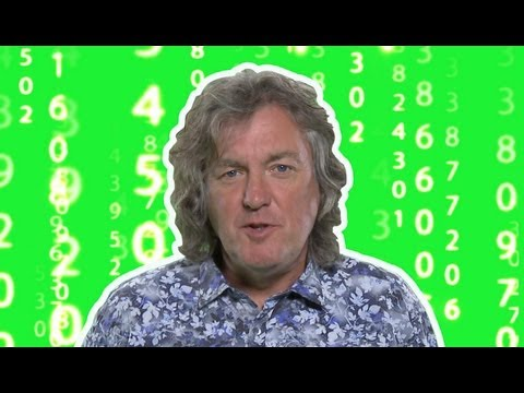binary - James May asks
