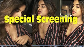 Nonton Munna Michael Movie (2017) Special Screening Nidhi Agerwal OOPS Moment Film Subtitle Indonesia Streaming Movie Download