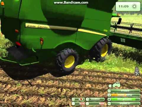 Farming Simulator2013 john deere s690i