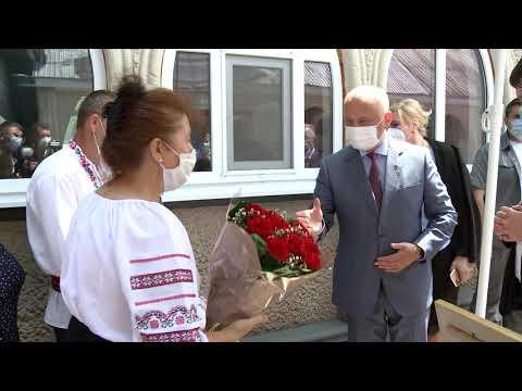Președintele țării a avut o întrevedere cu reprezentanții Asociației veteranilor de război din raionul Soroca