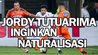 Video Jordy Tutuarima Bek Liga Belanda Ingin Dinaturalisasi Timnas Indonesia MP3, 3GP, MP4, WEBM, AVI, FLV Oktober 2017