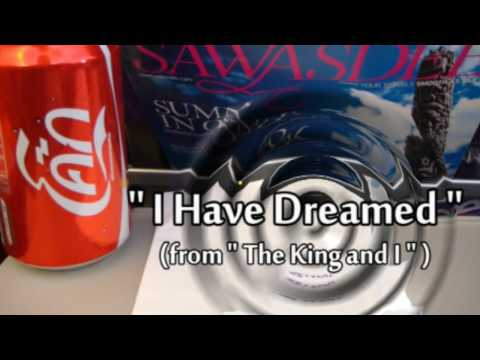 "♥ ""I Have Dreamed"" - instrumental"