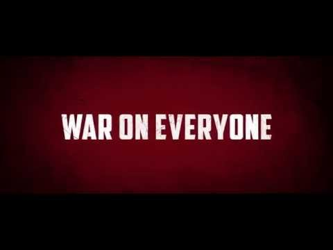 War on Everyone (UK TV Spot 2)