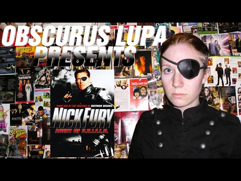 Nick Fury: Agent of Shield (1998) (Obscurus Lupa Presents) (FROM THE ARCHIVES)