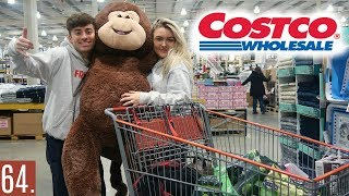 Video EXPLORE COSTCO FOR THE FIRST TIME WITH ME Ft. The Social Climbers! MP3, 3GP, MP4, WEBM, AVI, FLV April 2018