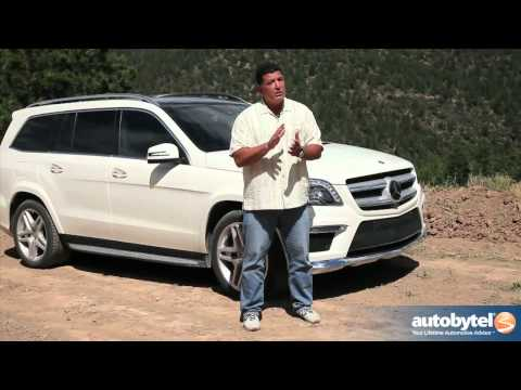 Mercedes-Benz GL-Class Video Road Test and Review