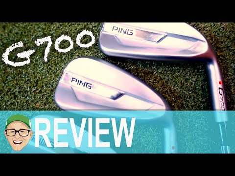 PING G700 IRONS