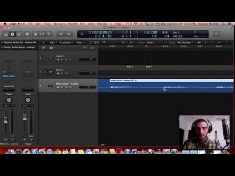 Logic Pro X Tutorial – Sampling Technique (Drums & Music)