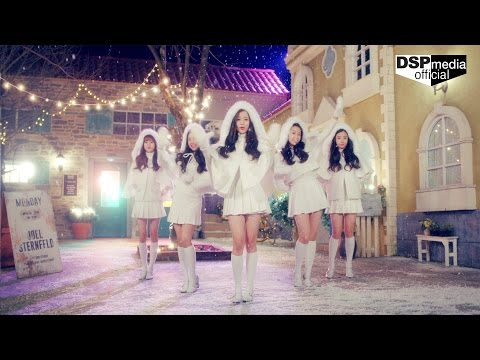 [MV] APRIL - Snowman 3gp MP4 VIDEO DOWNLOAD