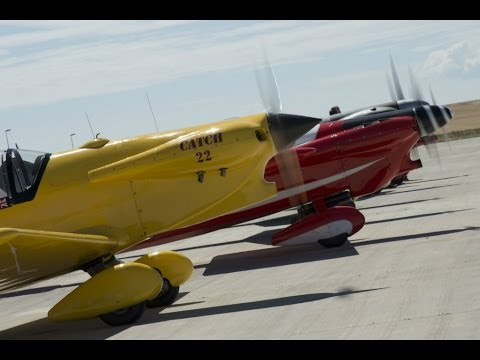 Air Race 1 during Lleida Air Challenge courtesy of China Aviation News (CAN)