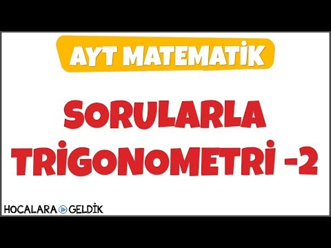 Sorularla Trigonometri -2