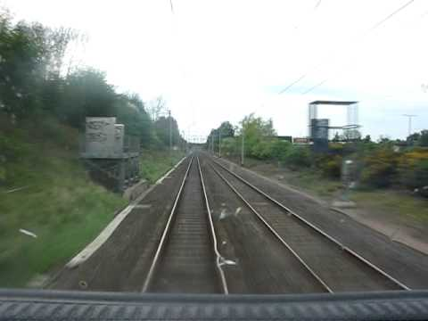 London to Crewe in 6 minutes