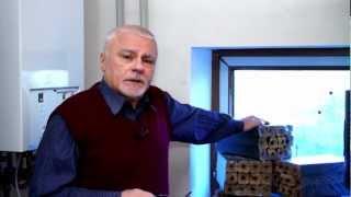 Котел твердотопливный STROPUVA - видео презентация.