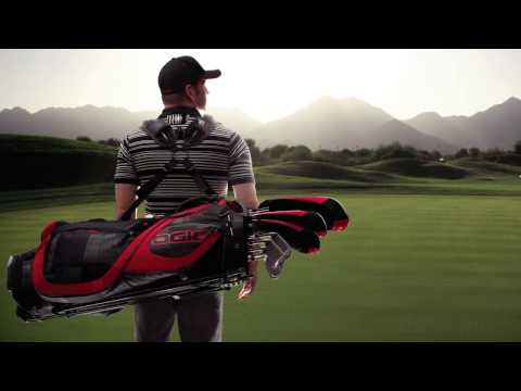 Ogio 2017 Silencer Golf Bags at the PGA Show