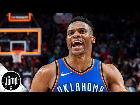 Video: Russell Westbrook and Jimmy Butler on the Heat: Would they be a contender in the East? | The Jump