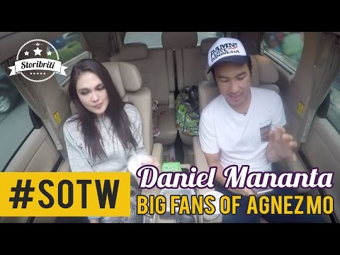 Selebriti On The Way Luna Maya & Daniel Mananta #2: Big Fans Of Agnez Mo