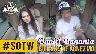 Video Selebriti On The Way Luna Maya & Daniel Mananta #2: Big fans of Agnez Mo MP3, 3GP, MP4, WEBM, AVI, FLV November 2018