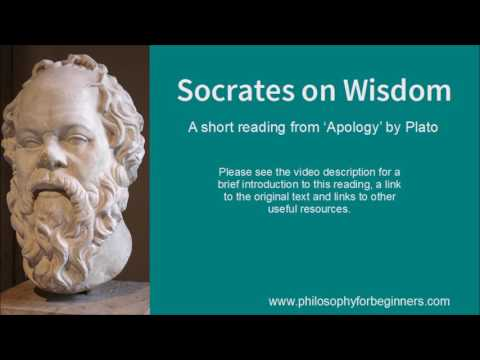 an introduction to the life and philosophy of socrates Socrates: the father of western philosophy who would like an introduction to socrates to get a generous taste of says socrates saved his life in battle and.