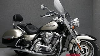 7. 2010  KAWASAKI  VN1700 VULCAN 1700 NOMAD - National Powersports Distributors