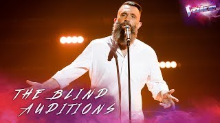 Blind Audition: Colin Lillie sings Father and Son | The Voice Australia 2018