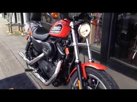2009 HARLEY-DAVIDSON SPORTSTER XL883R ROADSTER @ West Coast Harley-Davidson, Glasgow, Scotland