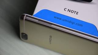 Recensione Umidigi C Note, Low Cost Android Nougat