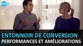 Video : Entonnoir de conversion: Performance et amélioration