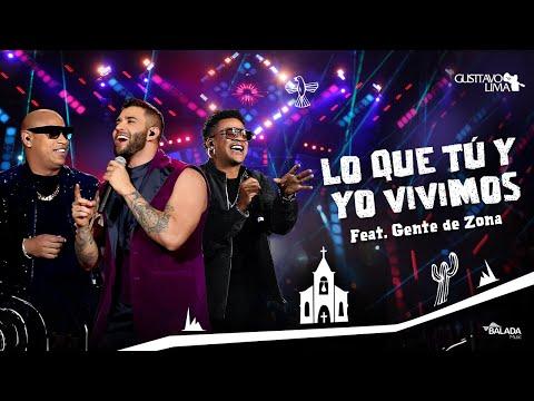 Gusttavo Lima Part. Gente de Zona - Lo Que Tú y Yo Vivimos - DVD O Embaixador In Cariri (Ao Vivo)