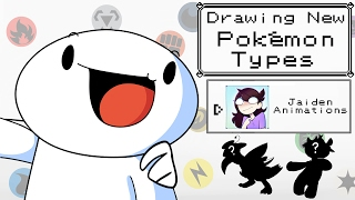 We're back again drawing some cool new Pokemon.Jaiden's Video ➤ https://www.youtube.com/watch?v=axpmVpa7uDg&ab_channel=JaidenAnimations Jaiden's Channel ➤ https://www.youtube.com/channel/UCGwu0nbY2wSkW8N-cghnLpADrawing Pokemon From Memory ➤ https://www.youtube.com/watch?v=ikh61capNrE&t=363sDrawing Alola Pokemon ➤ https://www.youtube.com/watch?v=z_mtmr6ylDM&feature=youtu.be&ab_channel=JaidenAnimationsMandJTV Pokevids ➤ https://www.youtube.com/user/MandJTV~~~~~~~~~~~~~~~~~~~~~~~~~~~~~~~~~~~~~~~Merch ➤ http://store.theodd1sout.com/Twitter ➤ https://twitter.com/Theodd1soutTumblr ➤ http://theodd1sout.tumblr.comWebsite ➤ http://theodd1sout.com/Facebook ➤ https://www.facebook.com/theodd1soutTapastic ➤ https://tapastic.com/theodd1soutDeviant art  ➤ http://theodd1soutcomic.deviantart.com/
