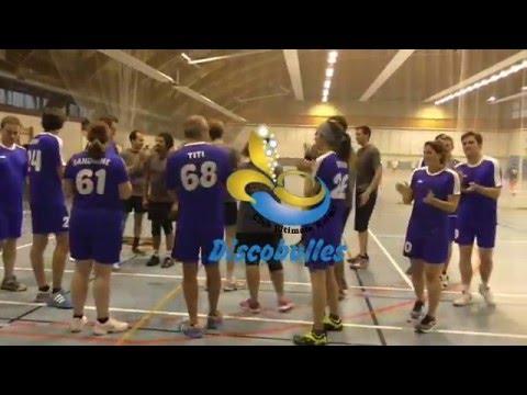 Vidéo - Championnat régional Est (vs DiscTroyes)