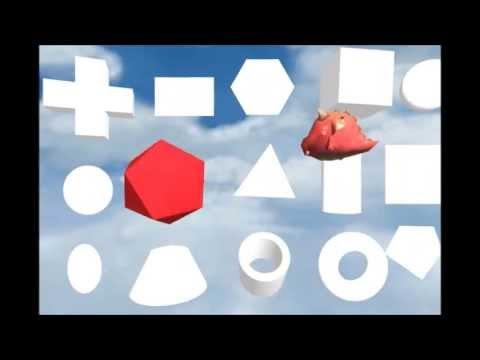 Video of Toddler Shapes Kids 3D