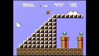 Super Mario Bros. Speed Run - 4:58.89