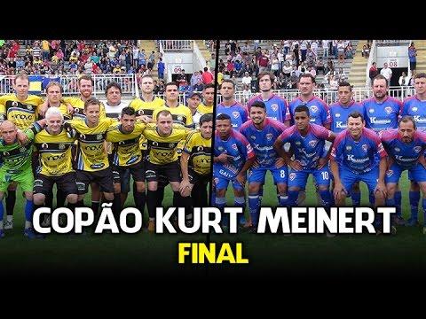 UNIÃO DO OESTE 1 X 1 VILA NOVA - Final Copão Kurt Meinert 2008