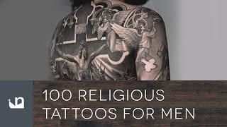 Video 100 Religious Tattoos For Men MP3, 3GP, MP4, WEBM, AVI, FLV Juni 2018