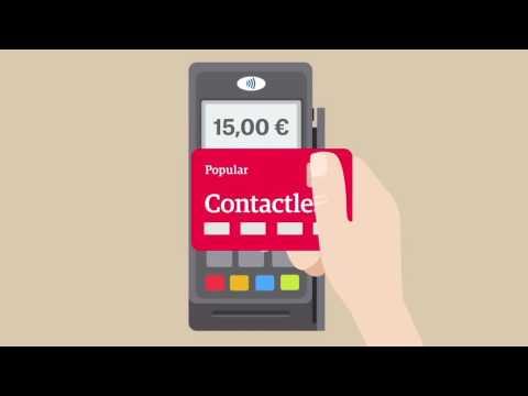 Tarjetas contactless