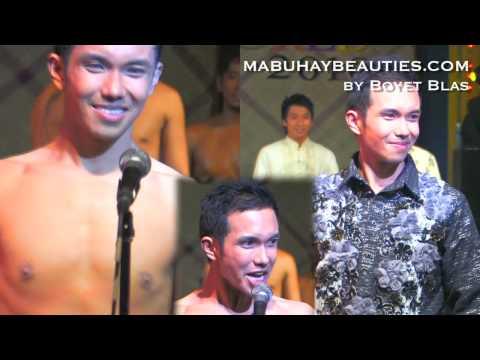 MR. GAY WORLD PHILIPPINES '10 Self-Intros (видео)
