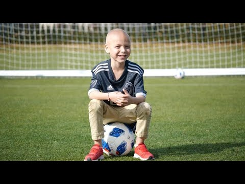 Video: The inspirational story of eight-year-old Wills
