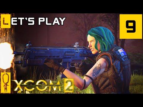 XCOM 2 - Part 9 - Terror Time -  Let's Play - [Season 4 Legend]