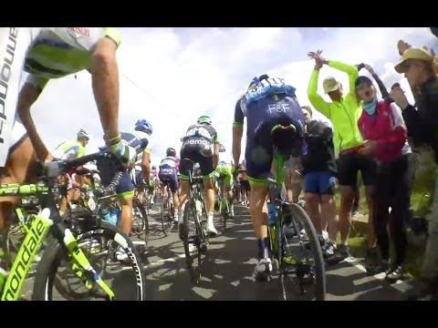 Video: Behind the scenes of Tour de France stage two with Orica-GreenEdge
