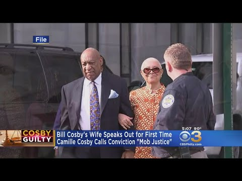 Bill Cosby's Wife Camille Calls Conviction 'Mob Justice'