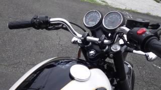3. 2010 Bonneville T100