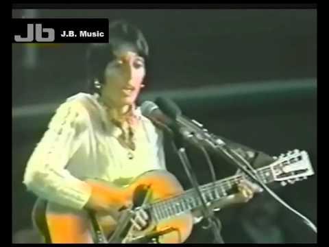 Joan Baez - Donna Donna (Live In Barcelona - Nov 18, 1977)