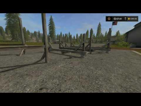Placeable Lumberyard Set LS17 v1