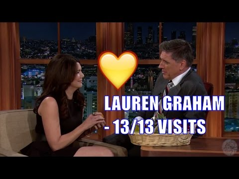 Lauren Graham - One Of Craig's Friends - 13/13 Appearances In Chronological Order