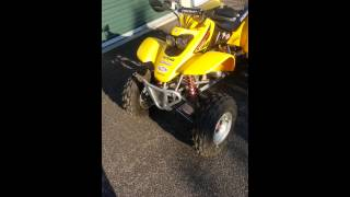 8. 2002 Honda TRX400EX IN GOOD CONDITION TRX 400EX FOR SALE