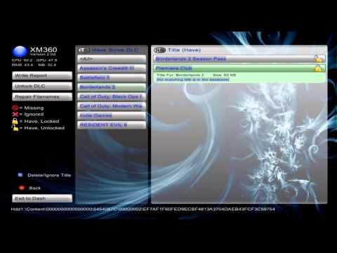 comment installer xm360