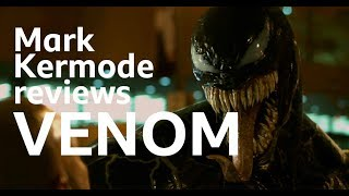 Venom reviewed by Mark Kermode