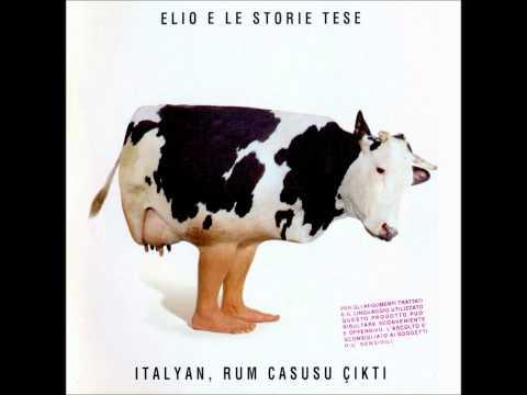 Il vitello dai piedi di balsa - Elio e le Storie Tese