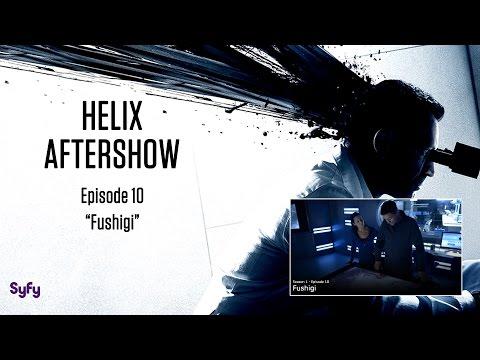 "Helix After Show Season 1 Episode 10 ""Fushigi""   AfterBuzz TV"